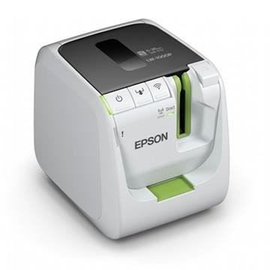 EPSON LW-1000P 網路條碼標籤機