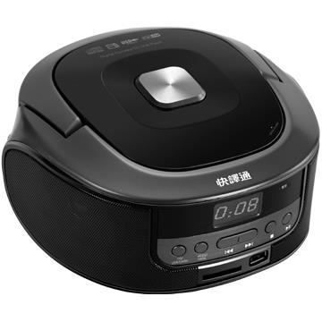 快譯通USB手提CD音響