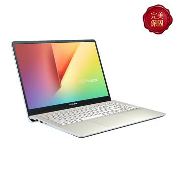 【福利品】ASUS Vivobook S530UN 15.6吋筆電(i5-8250U/MX150/4G/512G SSD)