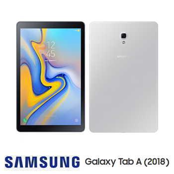 「WiFi版」【3G / 32G】SAMSUNG Galaxy Tab A(2018) 10.5吋 平板電腦 - 灰色