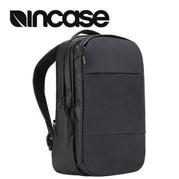 【15吋】Incase City 雙層筆電後背包 - 黑色 CL55450