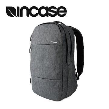 【15吋】Incase City 雙層筆電後背包 - 麻灰色 CL55569