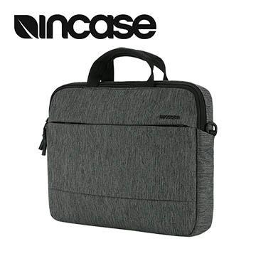 【15吋】Incase City Brief 筆電公事包 - 麻灰色