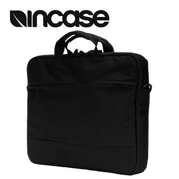 【15吋】Incase City Brief 筆電公事包 - 格紋黑 INCO300361-BLK