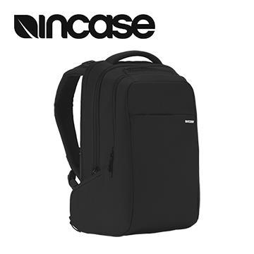 【15吋】Incase ICON 雙層筆電後背包 - 黑色