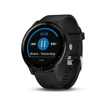 Garmin vivoactive3 GPS腕式心率音樂智慧錶