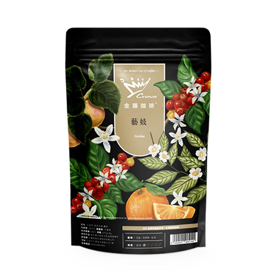 金鑛精品咖啡-巴拿馬翡翠莊園藝妓 B070009