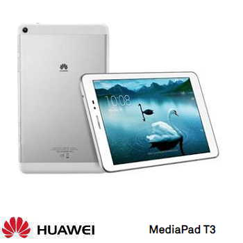 【2G / 16G】Huawei 華為 MediaPad T3 8吋平板電腦 - 日晖金