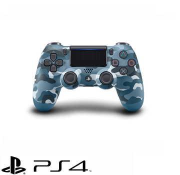 PS4 DUALSHOCK 4 無線控制器 - 迷彩藍 CUH-ZCT2G25