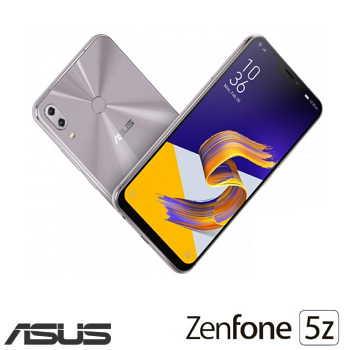 【8G / 256G】ASUS ZenFone 5Z 6.2吋AI雙鏡頭智慧型手機 - 星芒銀
