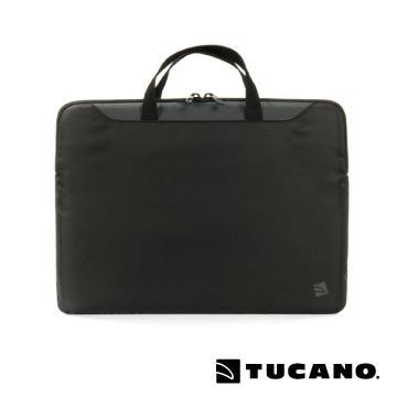"""【13""""】Tucano MINI輕薄多功能手提內袋 - 黑色"""