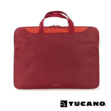 "【13""】Tucano MINI輕薄多功能手提內袋 - 紅色"
