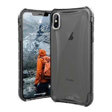 【iPhone XS Max】UAG 耐衝擊全透保護殼 - 透黑