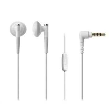 鐵三角 C200iS耳塞式耳機-白 ATH-C200iS WH