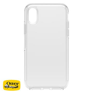 【iPhone XS】OtterBox SymmetryClear殼 - 透明