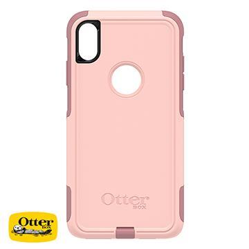 【iPhone XS Max】OtterBox Commuter防摔殼 - 粉色
