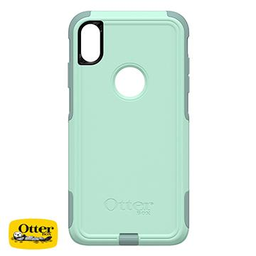 【iPhone XS Max】OtterBox Commuter防摔殼 - 綠色
