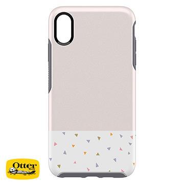【iPhone XS Max】OtterBox Symmetry殼 - 雙彩