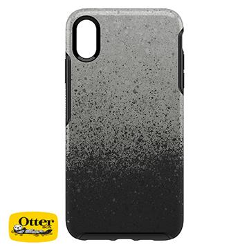 【iPhone XS Max】OtterBox Symmetry防摔殼 - 白色