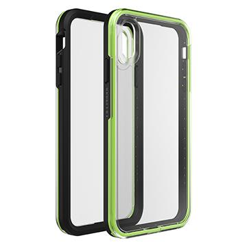 【iPhone XS Max】LifeProof 防摔殼SLAM - 黑綠
