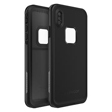 【iPhone XS Max】LifeProof 全方位保護殼Fre - 黑色