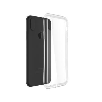 【iPhone XS】Gramas 防摔漾玻手機殼-透明