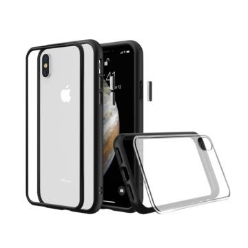 【iPhone XS Max】犀牛盾 RHINO SHIELD Mod NX防摔手機殼 - 黑色
