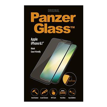 【iPhone XR】PanzerGlass 耐衝擊高透鋼化玻璃保貼