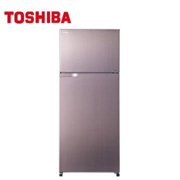 TOSHIBA 473公升雙門變頻冰箱