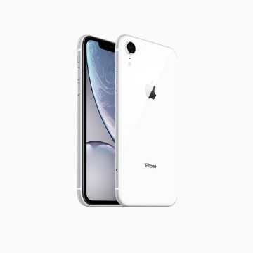 iPhone XR 64GB 白色