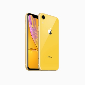 iPhone XR 64GB 黃色