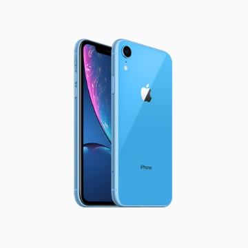 iPhone XR 64GB 藍色