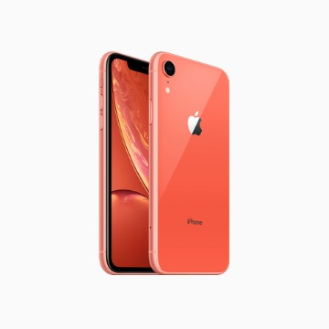 iPhone XR 128GB 珊瑚色