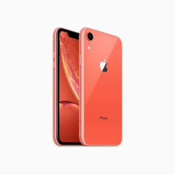 iPhone XR 256GB 珊瑚色