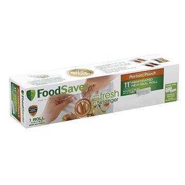 美國FoodSaver真空食材分裝卷1入裝(11吋) FSFSBF2616