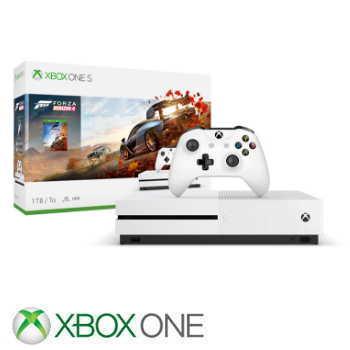 【限量網銷獨賣組】-「同捆組」【1TB】XBOX ONE S 極限競速:地平線4 Forza Horizon 4 主機