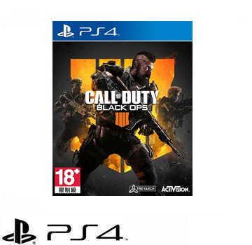 PS4 決勝時刻:黑色行動 4 Call of Duty: Black Ops 4 - 中英文版