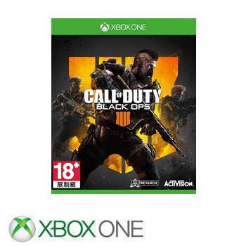 【限量網銷獨賣組】-XBOX ONE 決勝時刻:黑色行動 4 Call of Duty: Black Ops 4 - 中英文版
