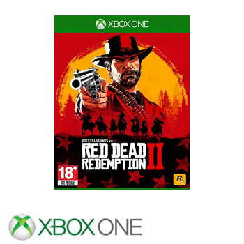 XBOX ONE 碧血狂殺2 Red Dead Redemption 2 - 中英文版 1030000000032