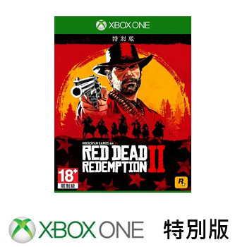 【特別版】XBOX ONE 碧血狂殺2 Red Dead Redemption 2 - 中英文版
