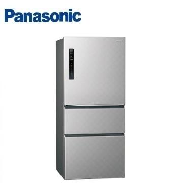 【福利品 】Panasonic 610公升三門變頻冰箱 NR-C610HV-S(銀河灰)