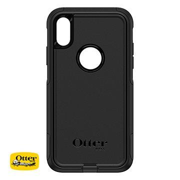 【iPhone XR】OtterBox Commuter防摔殼 - 黑色 77-59802