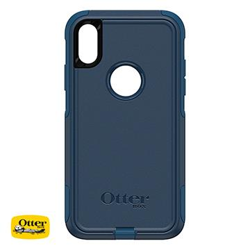 【iPhone XR】OtterBox Commuter防摔殼 - 藍色