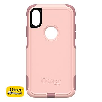 【iPhone XR】OtterBox Commuter防摔殼 - 粉紅