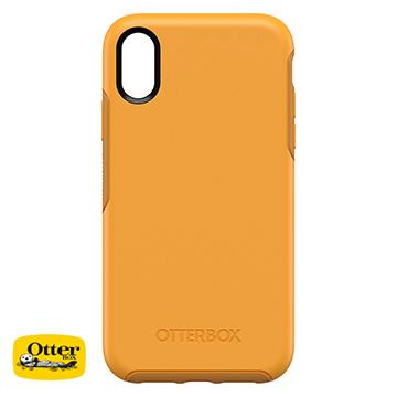 【iPhone XR】OtterBox Symmetry防摔殼 - 亮黃