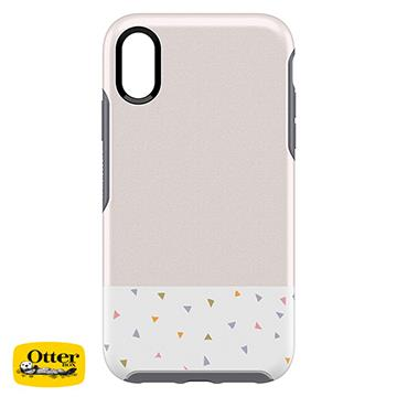 【iPhone XR】OtterBox Symmetry防摔殼 - 雙彩