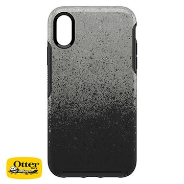 【iPhone XR】OtterBox Symmetry防摔殼 - 白色