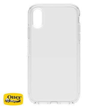 【iPhone XR】OtterBox SymmetryClear防摔殼 - 透明