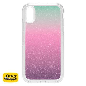 【iPhone XR】OtterBox SymmetryClear防摔殼 - 幻彩
