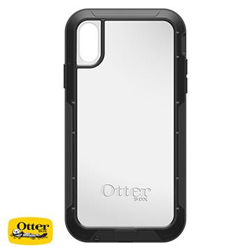 【iPhone XR】OtterBox Pursuit防摔殼 - 透黑